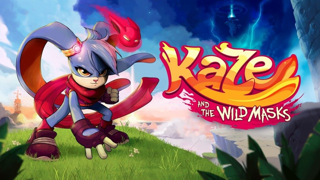 Análise Arkade: Kaze and the Wild Masks, uma obra-prima 2D feita no Brasil