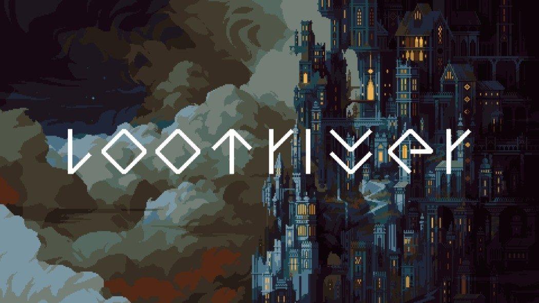 Conheça Loot River, um roguelike procedural com mecânicas de Tetris (?!)