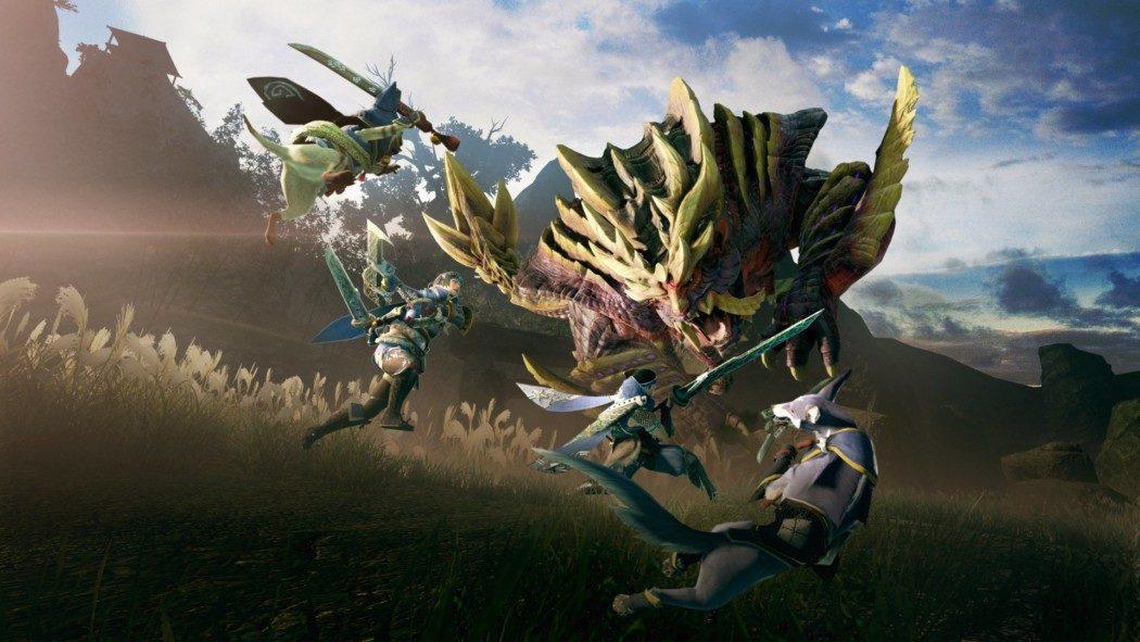 """CEO japonês decreta """"feriado"""" para seus funcionários jogarem Monster Hunter Rise!"""