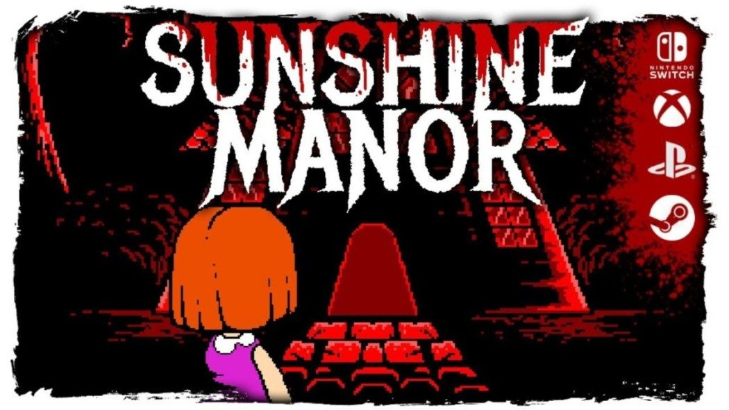 Conheça Sunshine Manor, um sinistro RPG de horror com visual retrô