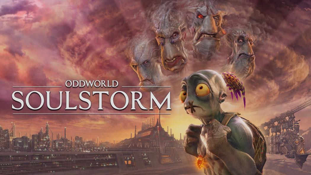 Análise Arkade: Um misto de sensações em Oddworld: Soulstorm