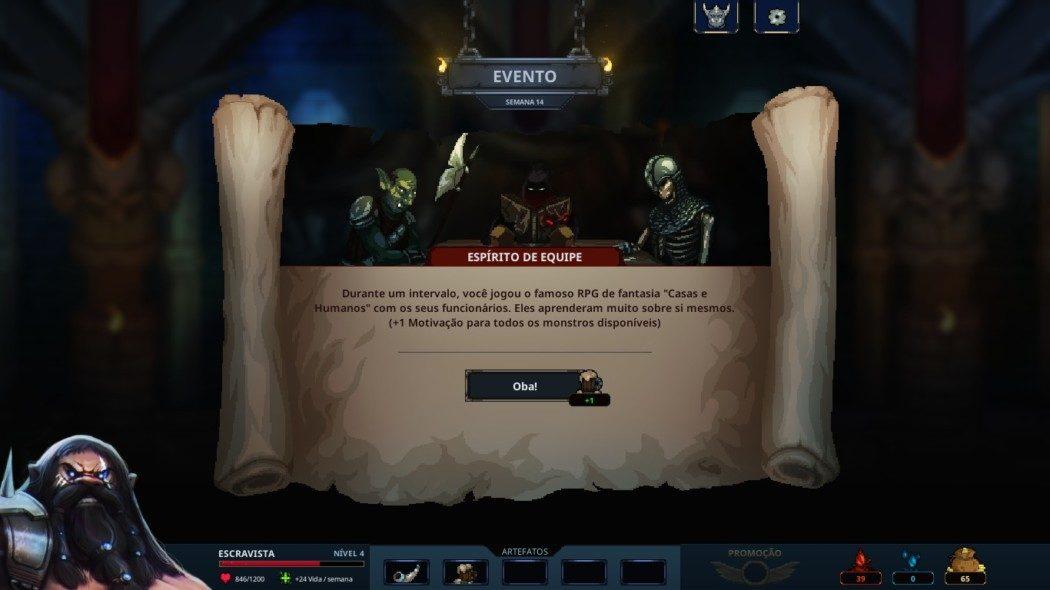 Análise Arkade: Torne-se um chefão de dungeon em Legend of Keepers