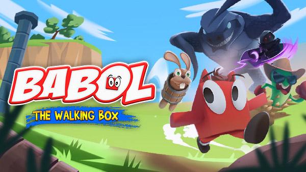 Babol the Walking Box: vem aí um simpático novo jogo de plataforma 3D