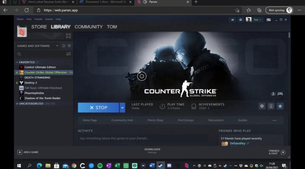 Novo Edge para Xbox está em beta e permite streaming de jogos da Steam e muito mais