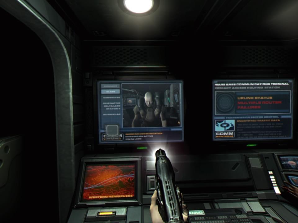 Arkade VR: Doom 3 VR Edition, o ótimo retorno da franquia à realidade virtual