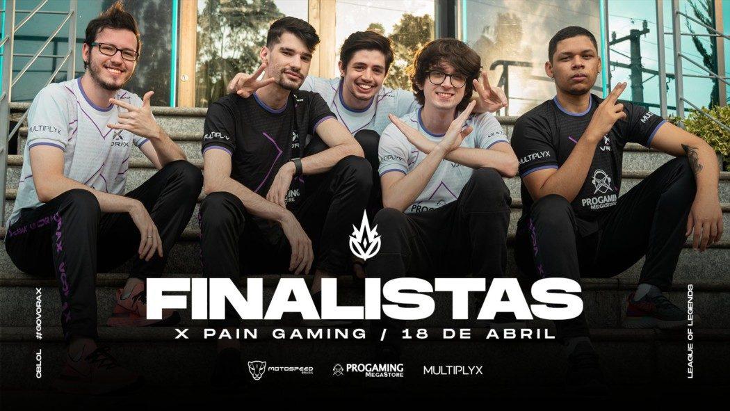 CBLOL – Vorax imparável enfrentará a paiN na Final!