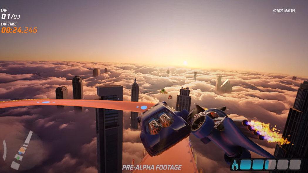 Acelere nas alturas com o novo trailer de gameplay de Hot Wheels Unleashed