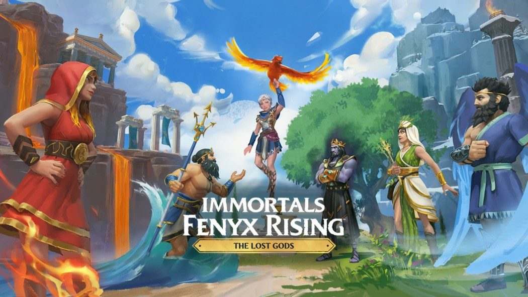 Análise Arkade: Immortals Fenyx Rising e seus DLCs do Passe de Temporada
