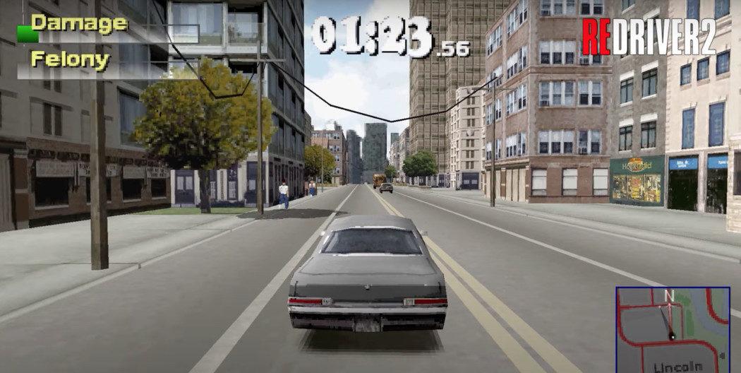 Conheça REDRIVER 2, port de Driver 2 feito por fãs com suporte a widescreen e 4K