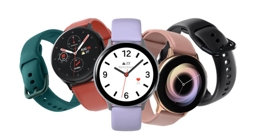 Saúde, estresse e videogames com o Samsung Watch Active2