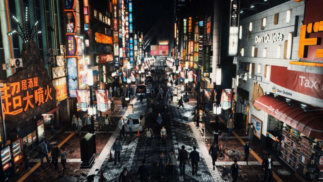 Análise Arkade - Uma aula de remasterização com Judgment