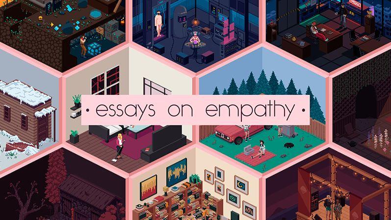 """Essays of Empathy: Devolver Digital vai lançar coletânea de """"novas experiências narrativas"""""""