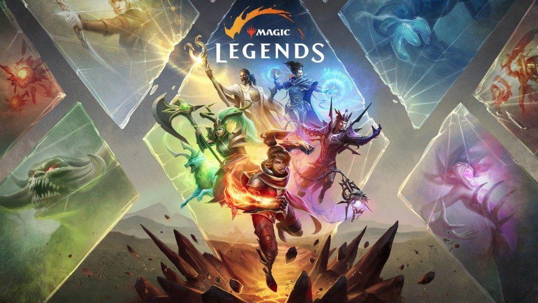Primeiras Impressões: Magic Legends é promissor, mas tem um longo caminho a seguir