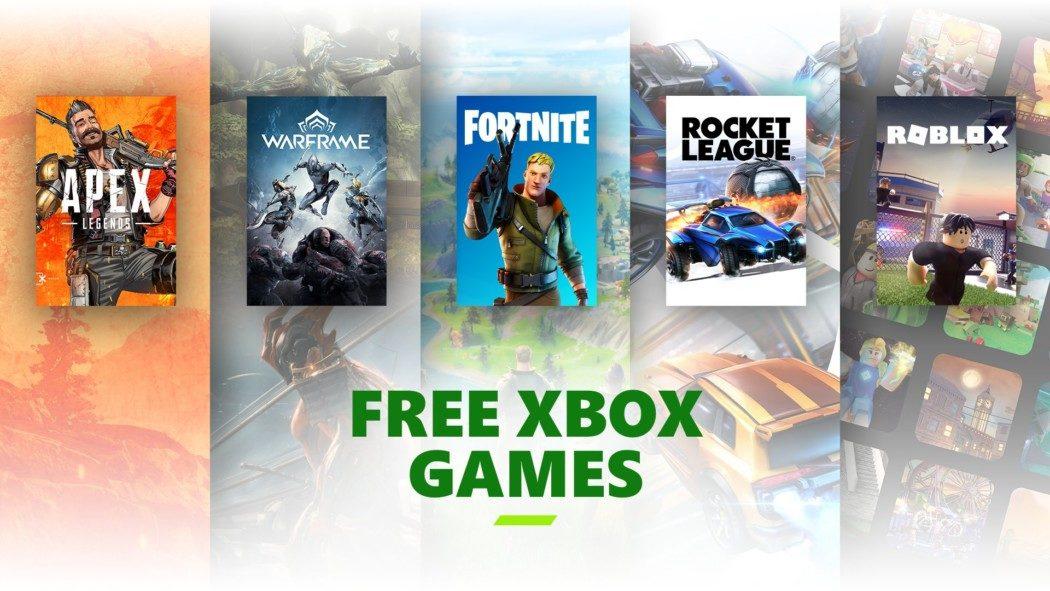 Multiplayer online de jogos free to play sem assinatura Live Gold já está rolando no Xbox!