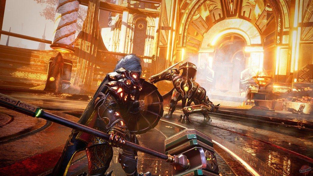 Godfall poderá ser lançado para Playstation 4 em breve