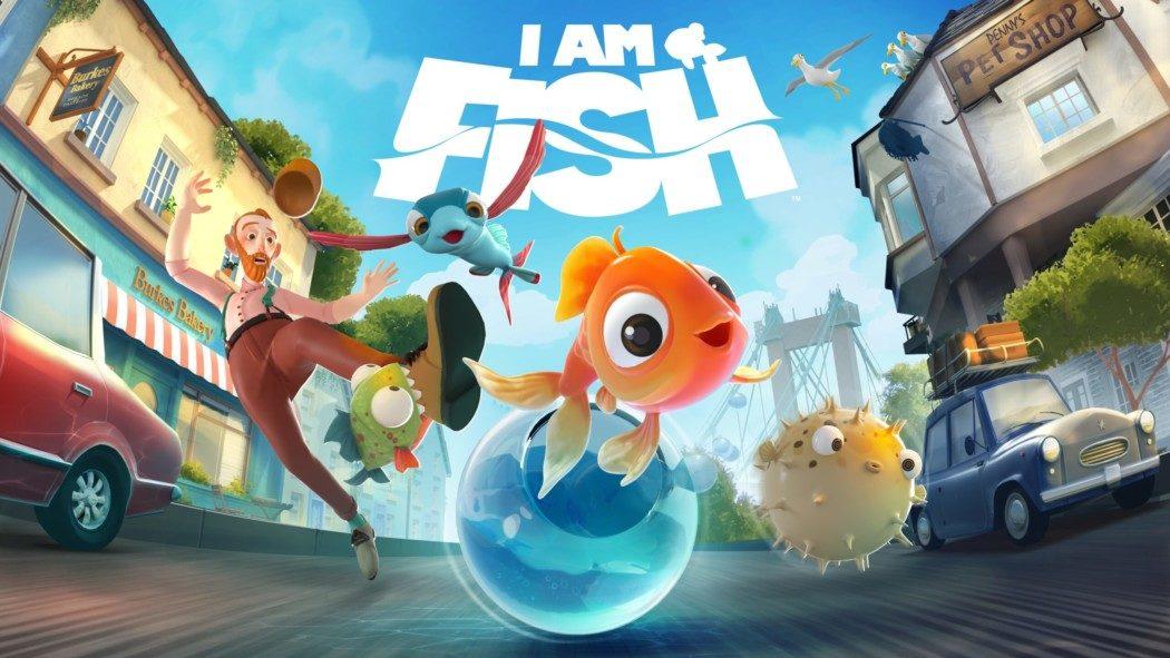 """Dos mesmos produtores de I Am Bread, vem aí: I Am Fish, o """"simulador de peixe"""""""