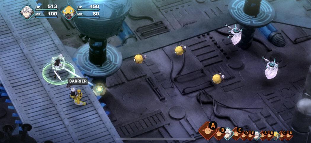 Análise Arkade - Fantasian respira FF VII, e apresenta um grande RPG como nos velhos tempos