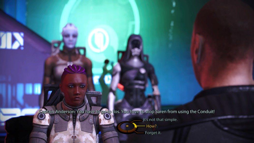 Mass Effect Legendary Edition: voltando à Normandy, 13 anos depois