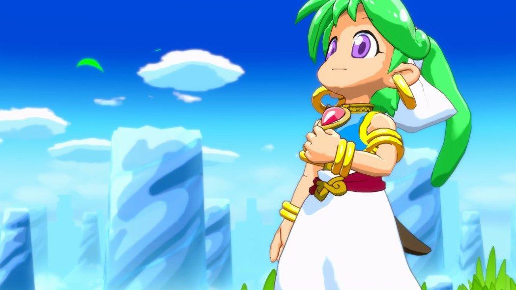 Análise Arkade: revivendo os anos 90 em Wonder Boy: Asha in Monster World