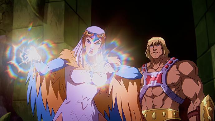 Netflix exibe as primeiras imagens de Masters of the Universe, nova animação de He-Man