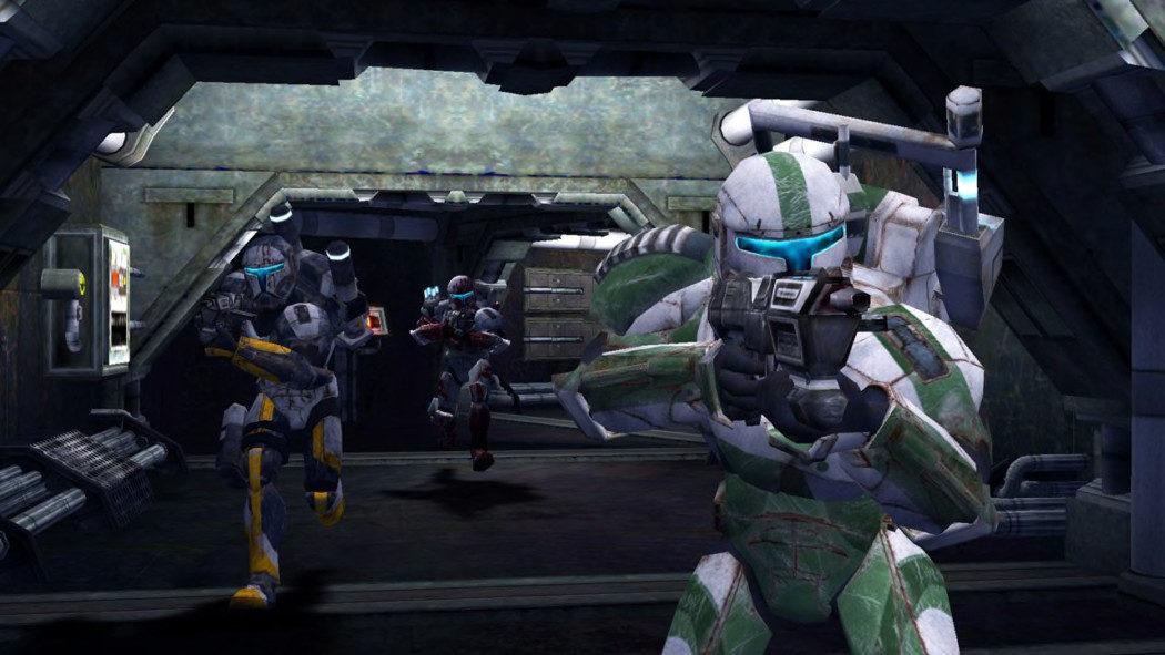 Análise Arkade - De volta para 2005 para comandar esquadrão em Star Wars: Republic Commando