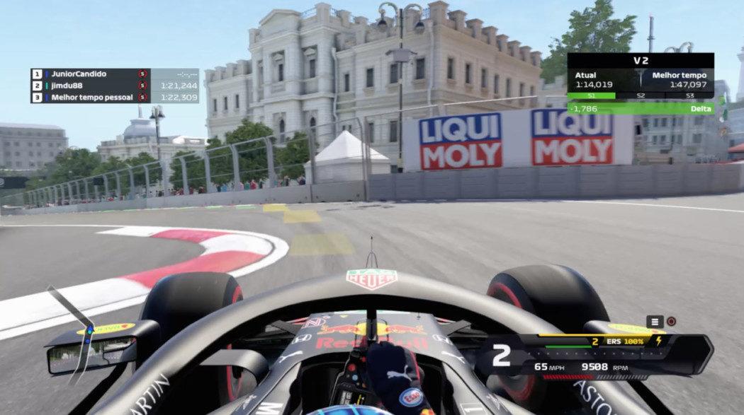 F1 2020: Conhecendo as ruas de Baku, no GP do Azerbaijão