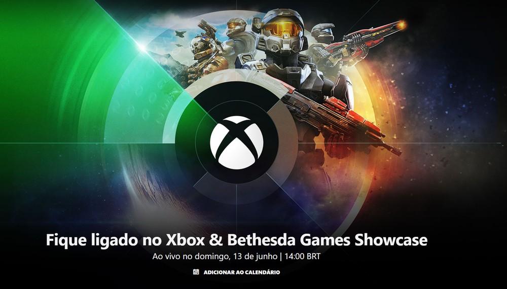 E3 2021: Chegou a hora de conferir as novidades da Xbox & Bethesda Showcase
