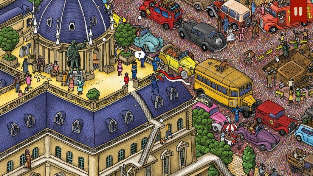 Análise Arkade - Labyrinth City: Pierre the Maze Detective é um relaxante passatempo