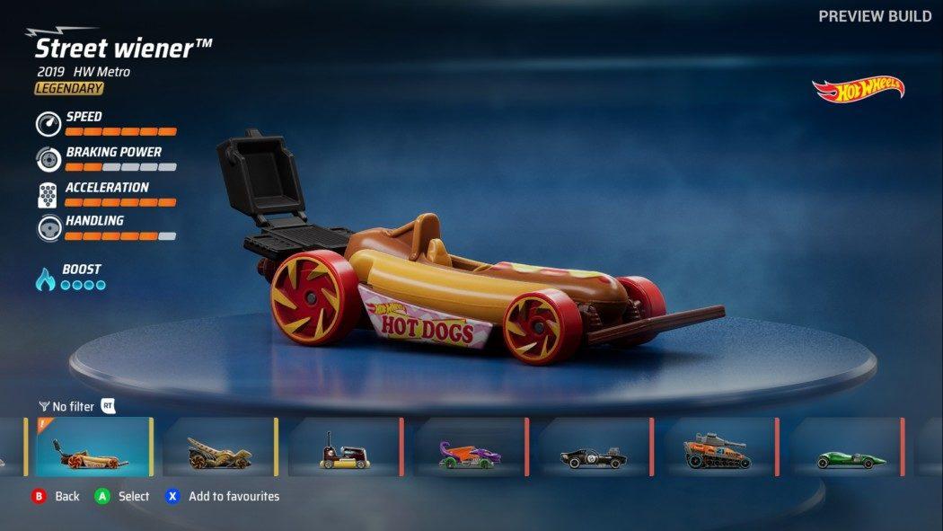 Preview Arkade: testamos as corridas de brinquedo de Hot Wheels Unleashed!