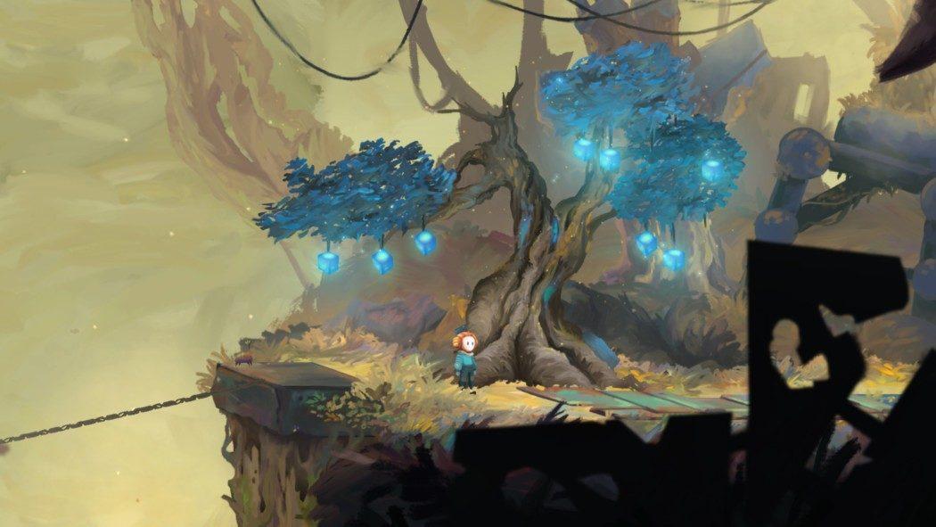 Análise Arkade: Out of Line, uma bela jornada de puzzle, plataforma e empatia