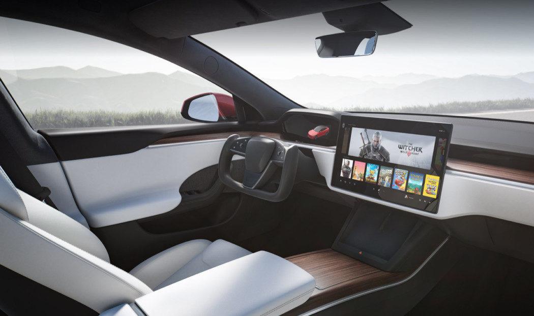Parceria de Tesla com AMD oferecerá carros com nível de consoles de nova geração