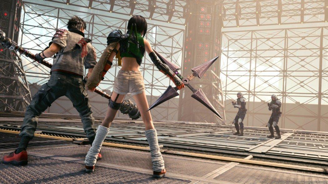 Análise Arkade: Final Fantasy VII Remake Intergrade - Intermission