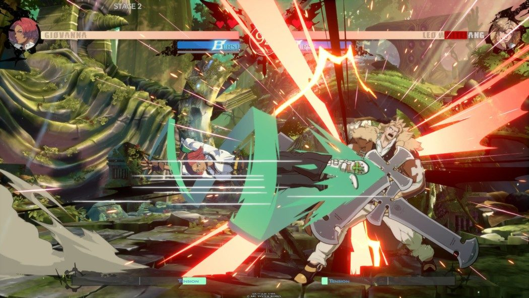 Análise Arkade: Guilty Gear Strive tem visual incrível e gameplay mais acessível
