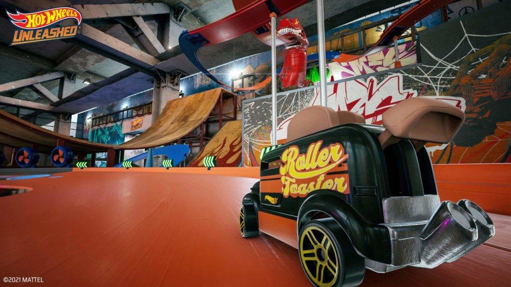 Hot Wheels Unleashed: nova pista é no clima do skate, confira o trailer
