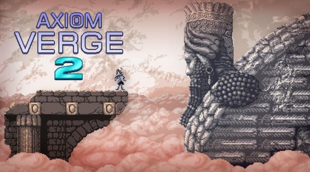 Axiom Verge 2 é anunciado para PS4 e PS5, e poderá ser terminado pulando os chefões