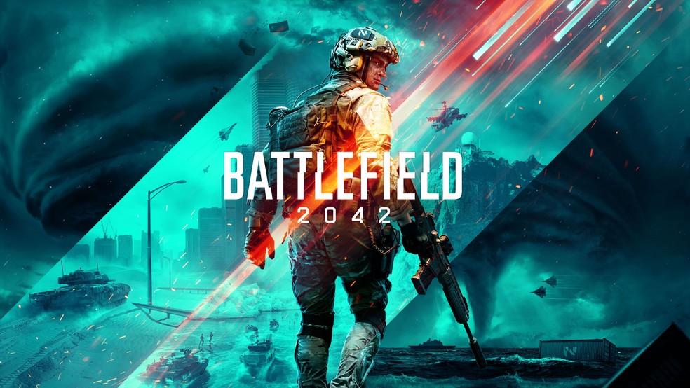 Battlefield 2042 é oficialmente anunciado! Confira trailer e informações!