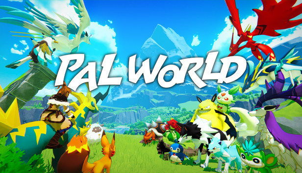 Conheça Palworld, uma bizarra mistura entre Pokémon e... tiroteio