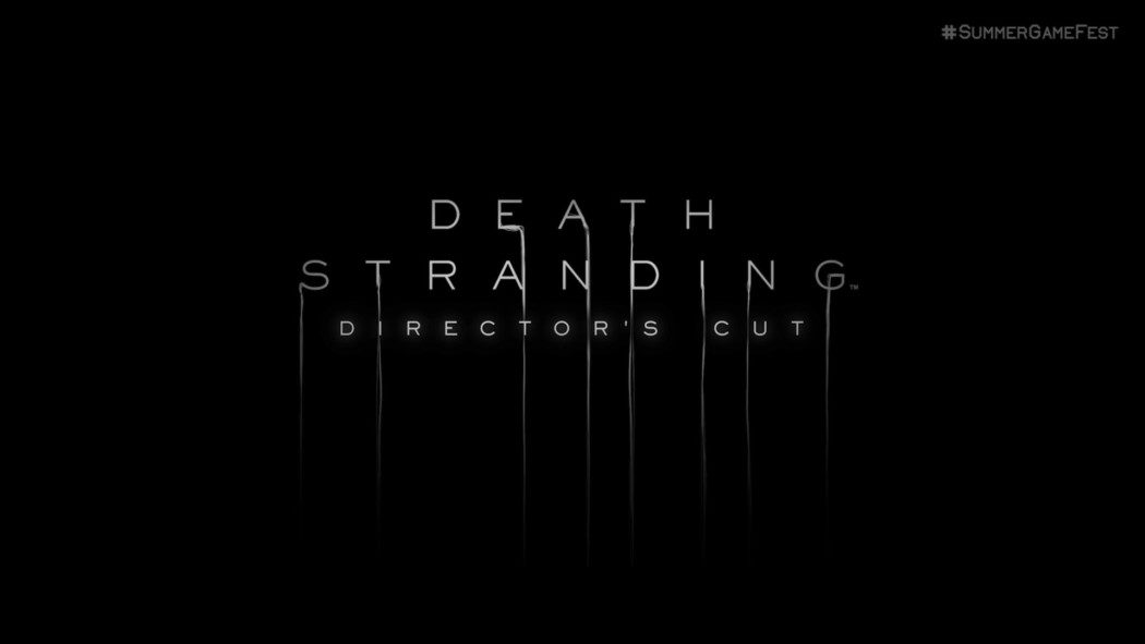 Hideo Kojima anuncia Death Stranding Director's Cut para Playstation 5