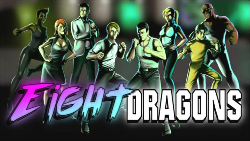 Análise Arkade: Eight Dragons, um beat 'em up simples até demais