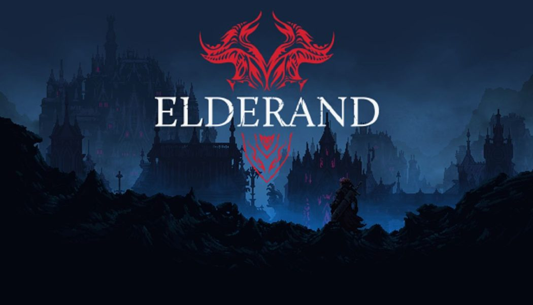 Elderand: conheça um promissor RPG de ação/MetroidVania 2D brasileiro