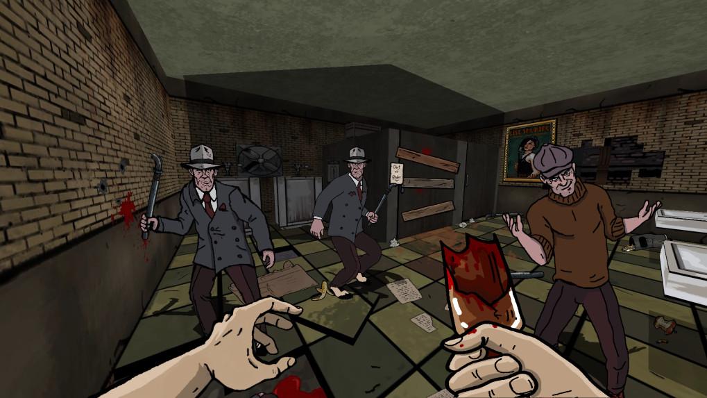 """E3 2021: Fallen Aces é um """"Doom Noir"""" com mafiosos que chamou a atenção"""