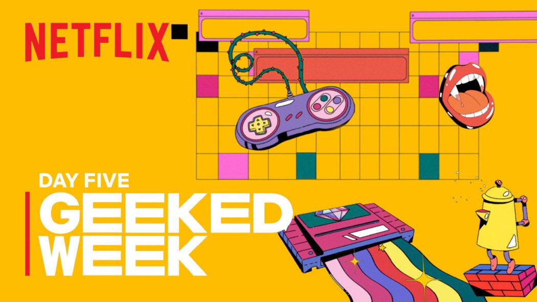 Netflix anuncia novas séries de Castlevania e Splinter Cell, evento de The Witcher, e mais