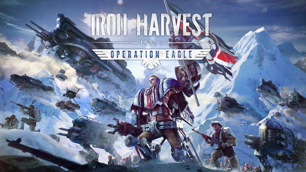 Análise Arkade: Iron Harvest - Operation Eagle tem aeronaves e muita ação