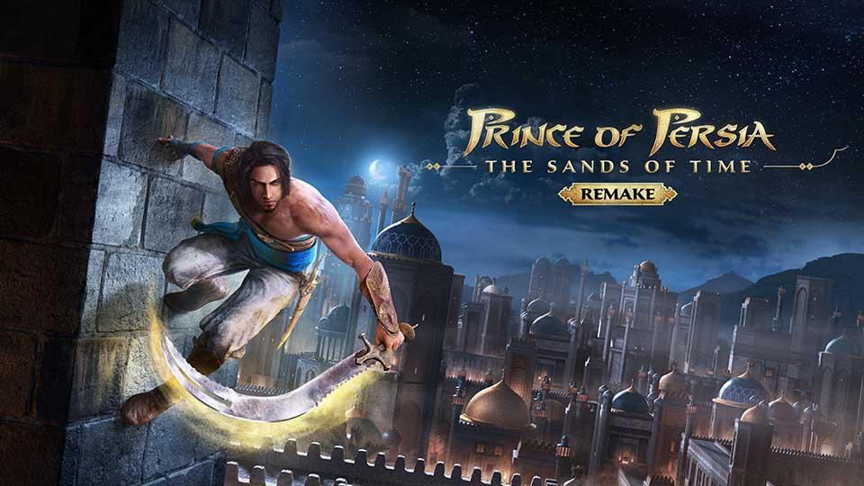 Prince of Persia: The Sands of Time Remake chega em 2022. E não aparecerá na E3