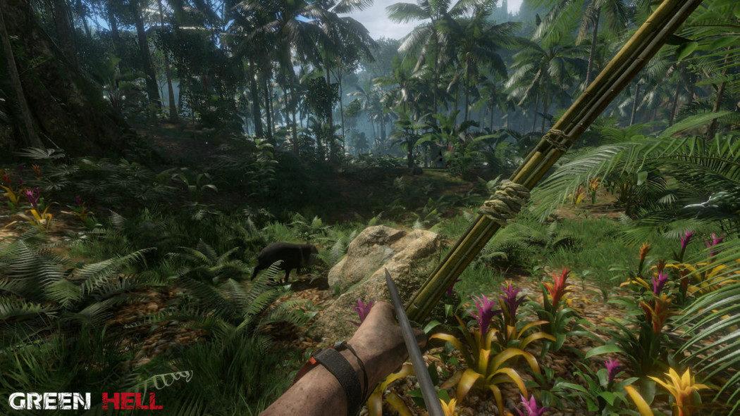 Análise Arkade - Green Hell para consoles traz sobrevivência a um nível extremo