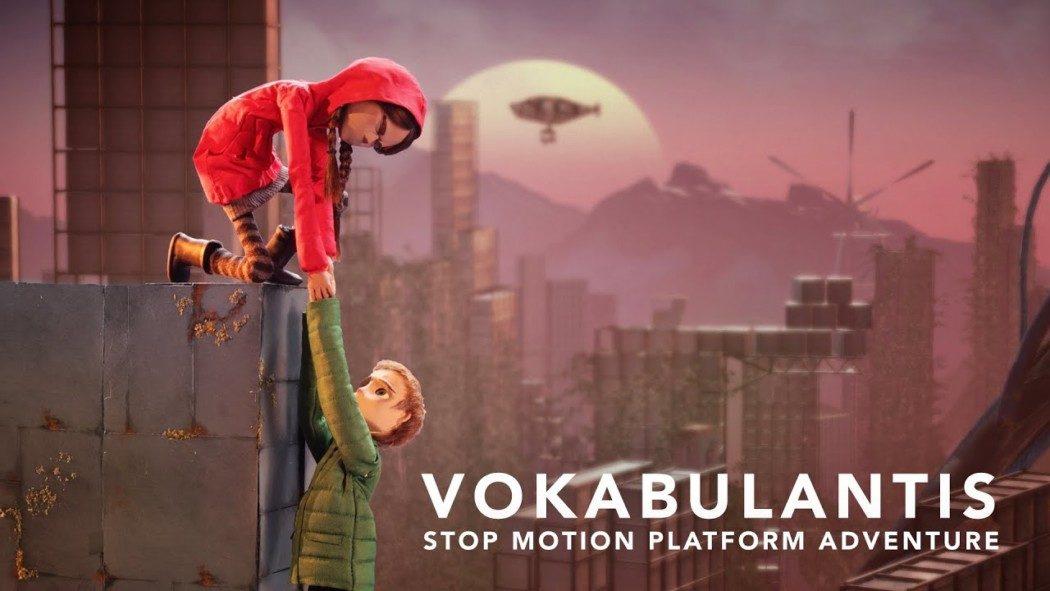 Vokabulantis: conheça um incrível jogo de plataforma feito com bonecos e stop motion