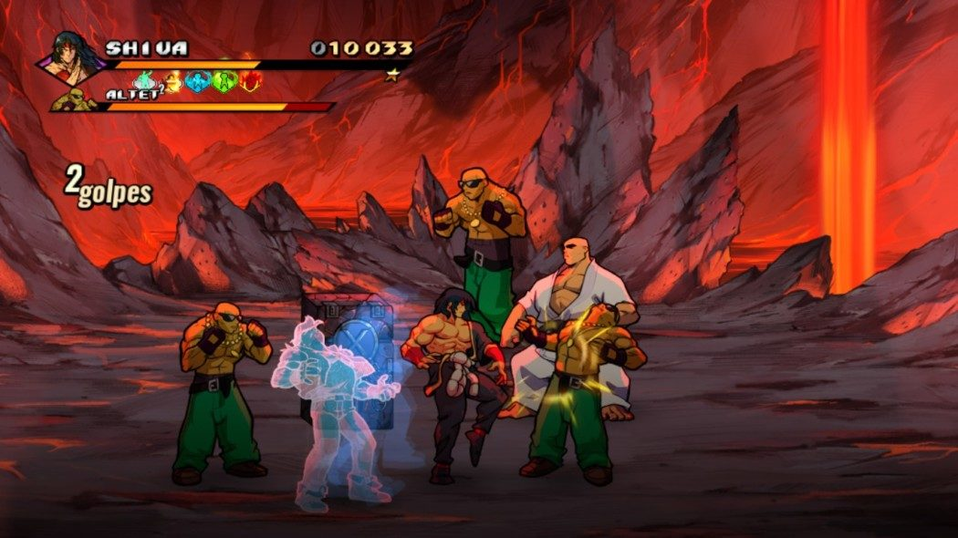 Análise Arkade: Mr. X Nightmare, a DLC de Streets of Rage 4