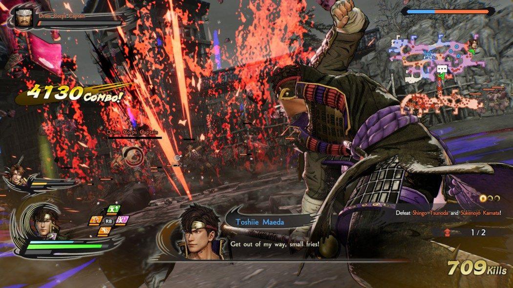 Análise Arkade: Samurai Warriors 5 é musou de primeira qualidade