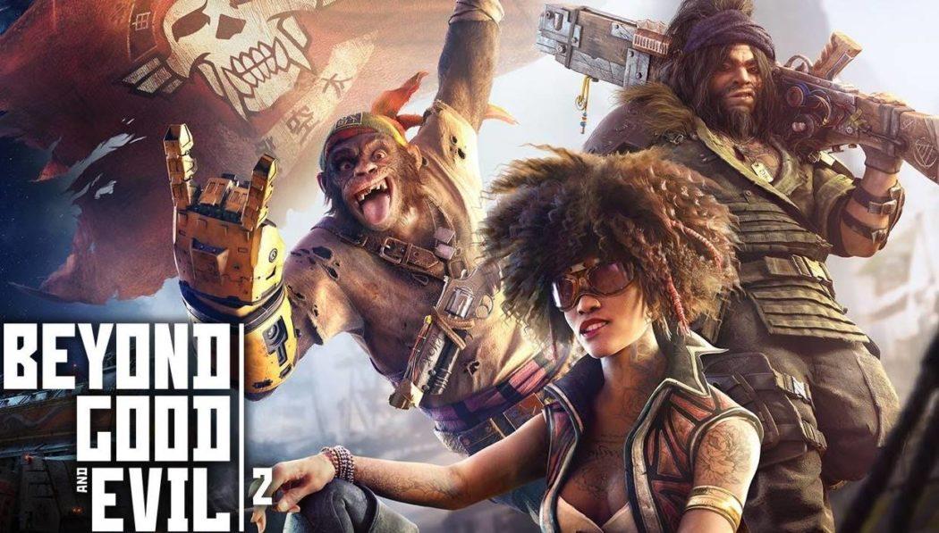 Beyond Good & Evil 2 ainda segue em produção, segundo Ubisoft