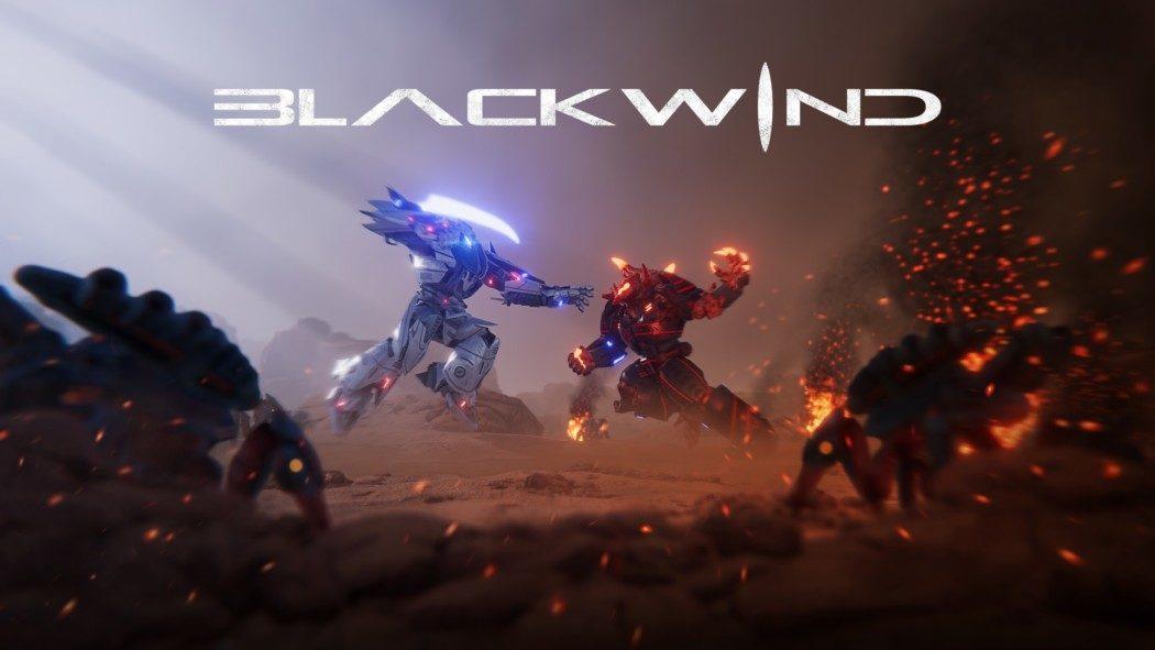 Blackwind: anunciado jogo de ação, pancadaria e plataforma entre robôs